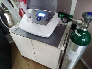 É possível usar ozonioterapia para queima de gordura?